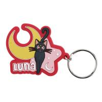 Buy Custom Made Cartoon Design Key Ring, 3D soft Touch PVC Rubber Key Chains at wholesale prices