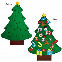 Quality 3D DIY 26pcs Detachable Ornaments Christmas Decorations Christmas Party Crafts Indoor Christmas Decorations for sale