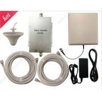 Best WCDMA950 2100Mhz 3G mobile phones repeaters with antenna 3G 2100mhz cell phoens signal booster with wholesale