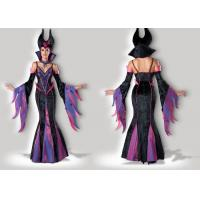 Quality Women'S Witch Cosplay Halloween Adult Costumes Dress  Clubwear for sale
