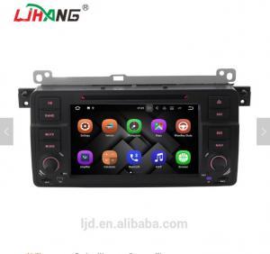Quality SD Card Port FM AM Bmw X5 E53 Car Gps Navigation System Dvd Player 2GB DDR3 for sale