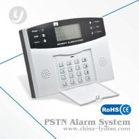 Quality Wireless Home Smart Gsm Alarm System Multi-language Option , 433MHz / 868MHz for sale