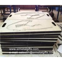 Affordable quality precision steel rule dies on plywood base