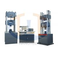 Buy cheap Hydraulic 1000KN Universal Testing Machine Of Steel Force from wholesalers