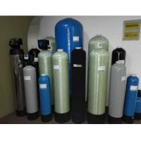 Quality Fiber Glass Tank / Carbon Steel Tank Water Penetration System For Water Treatment for sale