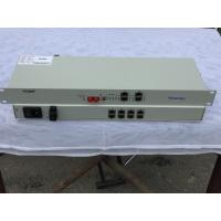 Quality Telephone extender Fiber Optical 30voice 4E1 interface 4Ethernet 4RS232 multiplexer for sale