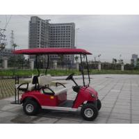 Quality 2+2 seater gas golf cart for sale