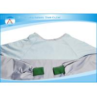 Breathable And Anti-static Surgical Gowns Reusable With Grey Carbon Conductive Fibre