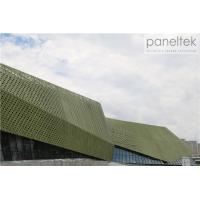 Quality Special Shape Glazed Terracotta Panels With Custom - Made Special Design for sale