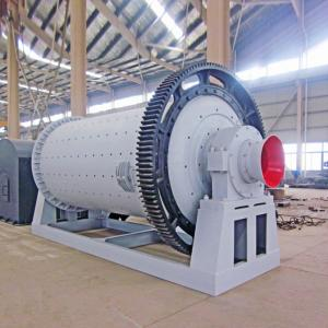 Quality Cement Raw Material Processing 135T/H Dry Grinding Ball Mill for sale