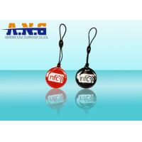 Quality Crystal Epoxy Waterproof Custom NFC Tags Android With 1-5 Cm Reading Range for sale