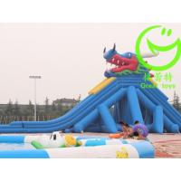 China 2016 Hot sell Giant Inflatable water slide for adult with 48months warranty from GREAT TOYS on sale