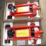 Quality China Coal 3T Floor Hydraulic Jack horizontal hydraulic trolleyjack for sale