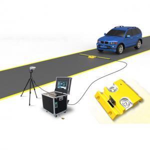 China UNIQSCAN Under Vehicle Inspection System Scanner UV300-M For Under Vehicle Detector on sale