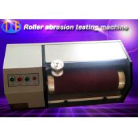 Quality Roller Abrasion Testing Machine Rubber Testing Instruments 460mm Roller Length for sale
