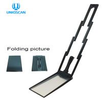 Quality Acrylic IP68 Alumimum Handles Vehicle Inspection Mirror for sale
