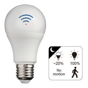 Quality WW Outdoor Motion Sensor Light Bulb , Exterior Motion Sensor Light Bulbs for sale
