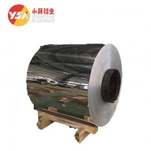 Quality Light Reflector 3004 3005 600mm 800mm Mirror Aluminum Sheet for sale