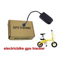 China Motorbike Tracking Device With Engine Cut , Online Gprs Fleet Management Tracking Software on sale