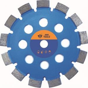 China Asphalt5  / 6 Inch Diamond Saw Blade To Cut Brick  On Circular Saw High Accuracy on sale