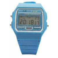 Quality Childrens Colorful Digital Watches , Plastic Digital Sports Watch For Kids for sale