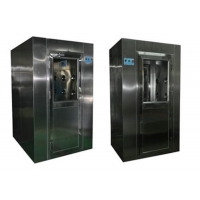Quality Two Sides Blowing 30 m/s Air Shower Clean Room For Medicine for sale