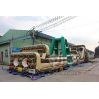 Buy cheap 85ft Boot Camp Challenge Obstacle Course from wholesalers