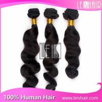 China Fashionable and tangle free indian virgin wholesale hair on sale