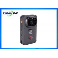China 4G Wireless Body Worn Camera For Police Law Enforcement Security Guard on sale