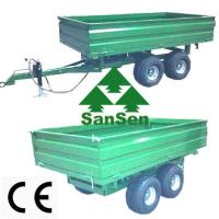 Quality Tractor Tipping Trailer for sale