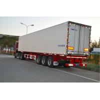 Quality Custom Mobile Refrigerated Cargo Trailer Commercial Refrigerated Trucks for sale