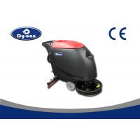 Quality Battery Operated Walk Behind Floor Scrubber For Cleanig Terrazzo Floor for sale