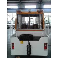 Quality Lithium Battery Electric Baggage Tractor , Aircraft Tow Truck HFDQY250E for sale