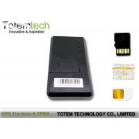 Best 45G Motorcycle GPS Tracker Anti Theft Via Cellphone / PC Real Time Tracking wholesale