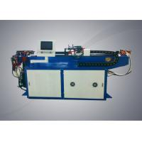 Quality Pipe Bending Equipment  , 2 Axis Steel Pipe Bending Machine For Motorcycle Fittings Processing for sale