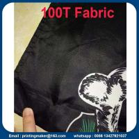 Quality Advertising Durable 110 g Knitted Polyester Flag for sale