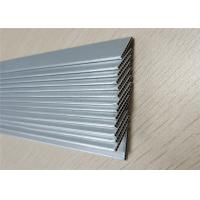 Quality Custom Aluminum Radiator Tube Extrusion Channel Multi Port Tube For Condenser for sale