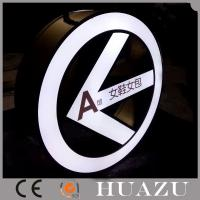 Best Dimensional LED Illuminated Waterproof Advertising Letter Signs For Business wholesale