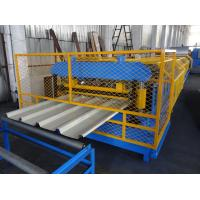 Quality Trapezoidal Profile Metal Roofing Roll Forming Machine to Portuguesa for sale