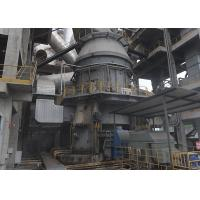 Quality Strong Drying Capacity Vertical Cement Mill Low Noise 100mm Max Feeding Size for sale