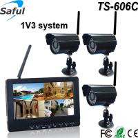 Buy cheap 2015 newest Saful brand long distance 2.4g wireless digital lcd baby monitor from wholesalers