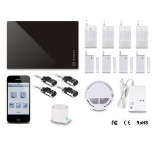 Security Home System WiFi/GPRS+GSM Home Alarm DIY Wireless GSM Alarms