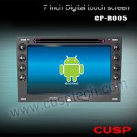 Best New!!! Special Android car DVD player with GPS for RENAULT MEGANE 2003-2010 wholesale