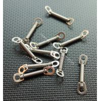 Quality Orthodontic NiTi Close Spring with 2 small eye-lets 6mm 9mm, 0.008''/0.010''/0.012'' for sale