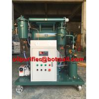 Buy Portable Transformer Oil Filtration Device,Mobile Small Insulation Oil at wholesale prices