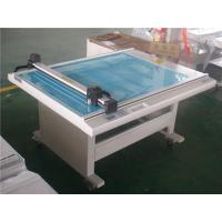 Quality High Speed Garment Shoe Pattern Cutting Machine Multi - Functional For Cloth Industry for sale