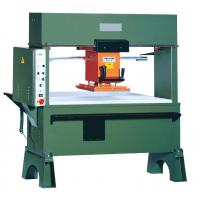 Quality Low Loss Power Shoe Cutting Machine Travelling Head Cutting Press for sale