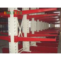 Quality ISO    Heavy Duty Cantilever Storage Racks  Steel Q235 B  1000kgs/Arm  Capacity for sale