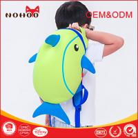 Quality Dolphin Design Small Personalized Backpacks For Toddlers Unisex 0.5KG for sale