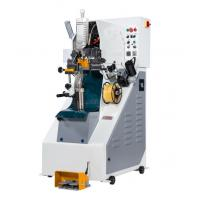 Quality THERMOPLASTIC HEEL SEAT LASTING MACHINE for sale